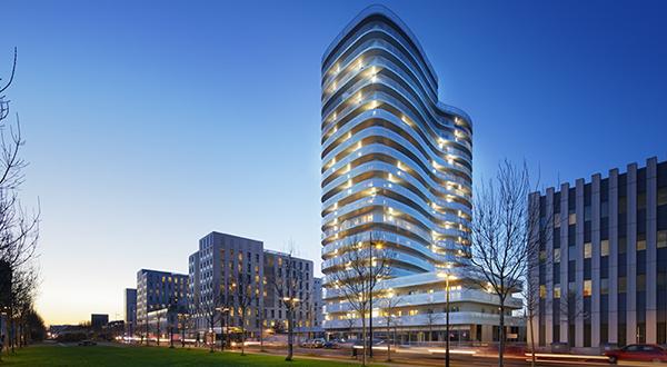 Le bâtiment : un pôle multi-expertise au cœur du Groupe Legendre